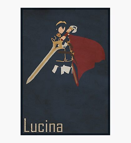 Lucina Photographic Print