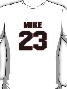 NFL Player Mike Goodson twentythree 23 T-Shirt