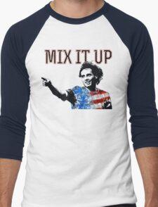 Mix It Up. Men's Baseball ¾ T-Shirt