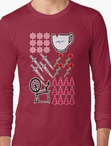 Rumbelle - Ugly Christmas Sweater T-Shirt