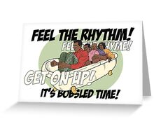 Cool Runnings!!! Greeting Card