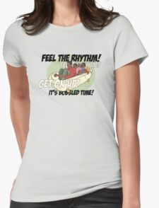 Cool Runnings!!! Womens Fitted T-Shirt