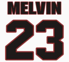 NFL Player Melvin White twentythree 23 by imsport