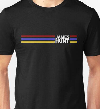James Hunt Design Unisex T-Shirt