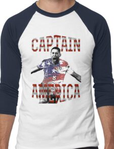 The Captain  Men's Baseball ¾ T-Shirt