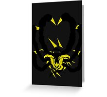 【1700+ views】Pokemon Giratina Dark version Greeting Card