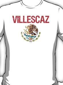 Villescaz Surname Mexican T-Shirt