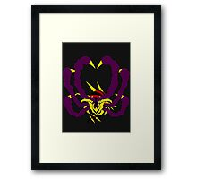 【3300+ views】Pokemon Giratina Color version Framed Print