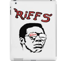 THE RIFFS iPad Case/Skin