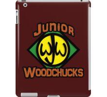 Junior Woodchucks iPad Case/Skin