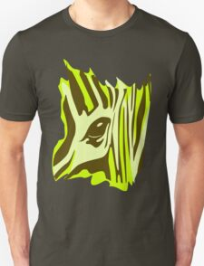 Wildlife Zebra Unisex T-Shirt