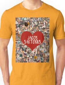 I love Jacob Sartorius Unisex T-Shirt