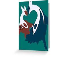 【1800+ views】Pokemon Latios & Latias Greeting Card