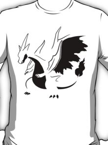 【1600+ views】Pokemon Mega Charizard Y T-Shirt