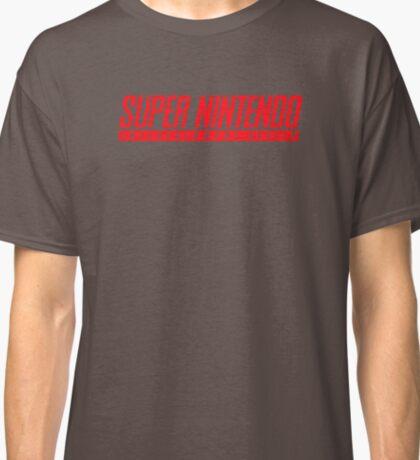 SUPERNINTENDO Classic T-Shirt