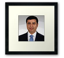 selahaddin Demirtas Framed Print