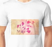 Silky Red Roses 2 Unisex T-Shirt