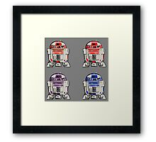 TEENAGE MUTANT NINJA ROBOTS Framed Print
