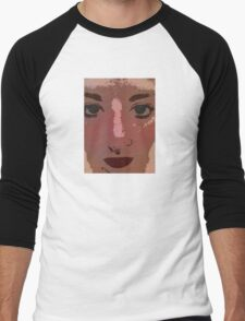 Generic Mood Disorder Men's Baseball ¾ T-Shirt