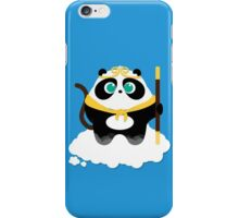 BUIBUI THE PANDA AS MONKEY KING iPhone Case/Skin