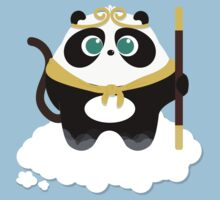 BUIBUI THE PANDA AS MONKEY KING Kids Clothes