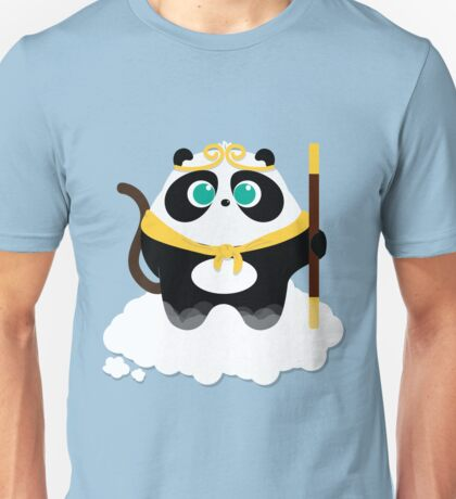 BUIBUI THE PANDA AS MONKEY KING Unisex T-Shirt