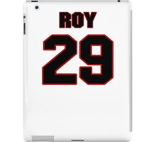 NFL Player Roy Helu twentynine 29 iPad Case/Skin
