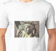 statue-of-liberty-2 Unisex T-Shirt