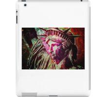 statue-of-liberty-2a iPad Case/Skin