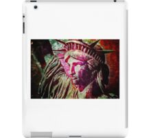 statue-of-liberty-2a iPad Case/Skin