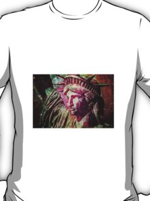 statue-of-liberty-2a T-Shirt