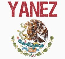 Yanez Surname Mexican Kids Clothes