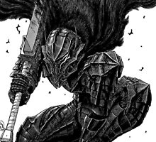 Guts In Berserker armor  by ChaseGod