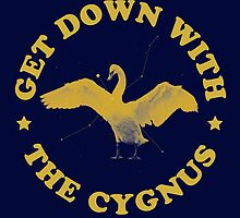 Down With The Cygnus by JRPomazon