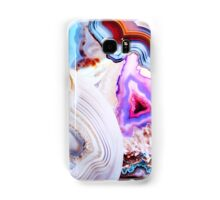 Agate Rocks, Slices of Earth Samsung Galaxy Case/Skin