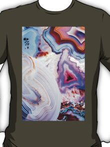 Agate Rocks, Slices of Earth T-Shirt