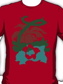 【8200+ views】Pokemon Bulbasaur>Ivysaur>Venusaur T-Shirt