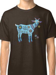 Blue Goat Classic T-Shirt