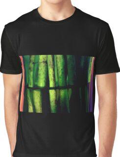 Green macro Graphic T-Shirt