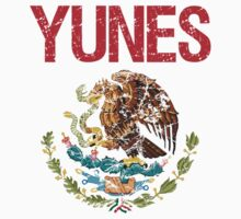 Yunes Surname Mexican Kids Clothes