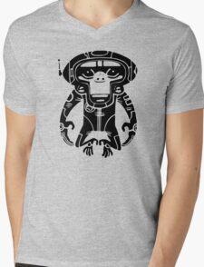 Black Space Monkeyz Graphic T-Shirt