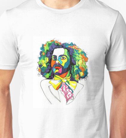 thomas jefferson - daveed diggs Unisex T-Shirt
