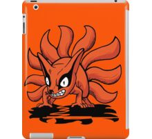 【4400+ views】NARUTO: Nine-tails Kurama (九尾·九喇嘛) iPad Case/Skin