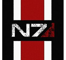 N7 Color Logo by aldeki