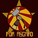 For Asgard! by TheHaloEquation