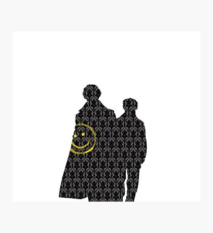 Sherlock Simple  Photographic Print
