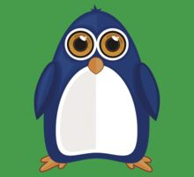 Blue Penguin 2 Kids Tee