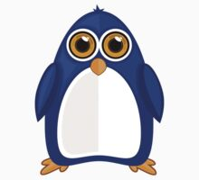 Blue Penguin 2 Kids Tee