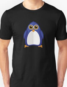 Blue Penguin 2 Unisex T-Shirt