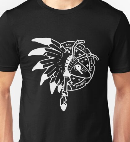 DAL02 Adam Ant Kings Of The Wild Frontier Tour 2017 Unisex T-Shirt